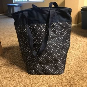 Thirty one stand tall bin